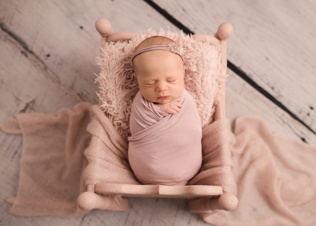newborn photosession